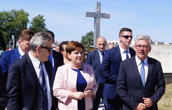 Beata Szydło o swoim synu księdzu