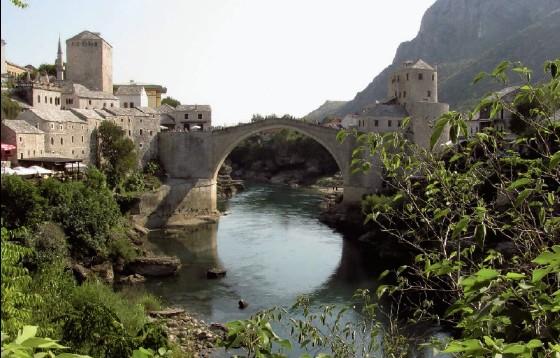 Kamienne serce Mostaru