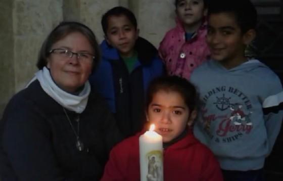 Polska siostra z Aleppo uhonorowana nagrodą szefa Caritas Polska