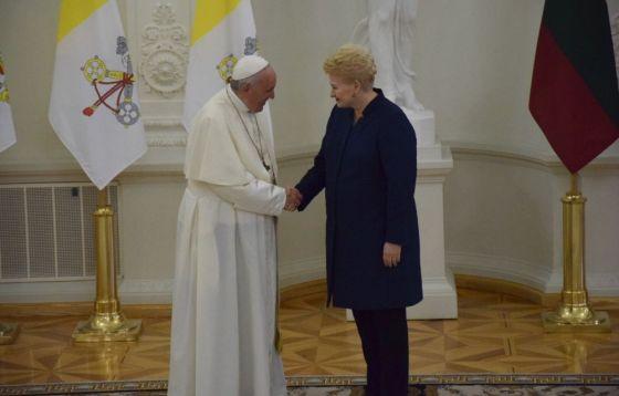 Po 25 latach Wilno ponownie wita Papieża