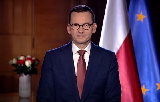 Wystąpienie premiera Mateusza Morawieckiego z okazji 100. Rocznicy Odzyskania Niepodległości