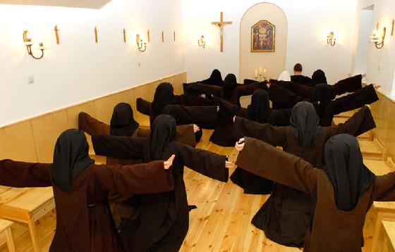 Siostry modlą się za Trybunał Konstytucyjny ws. aborcji