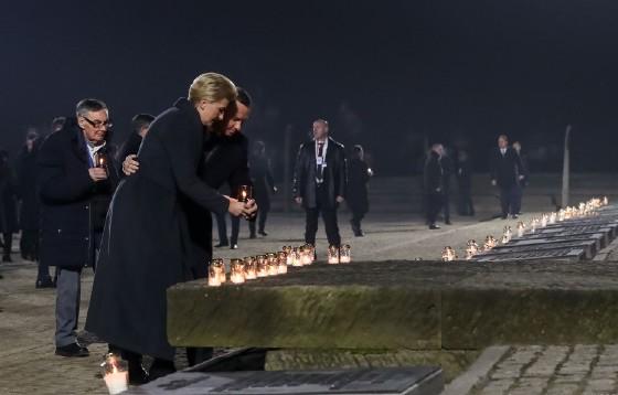 75. rocznica wyzwolenia KL Auschwitz-Birkenau