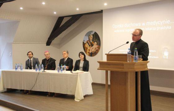 Powołanie Diecezjalnej Rady ds. Duszpasterstwa Chorych i Służby Zdrowia
