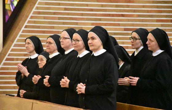 800-lecie Sióstr Kanoniczek Ducha Świętego w Polsce