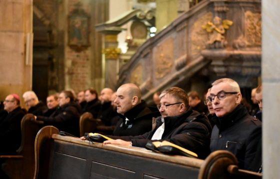 Dzień Skupienia księży archidiecezji wrocławskiej