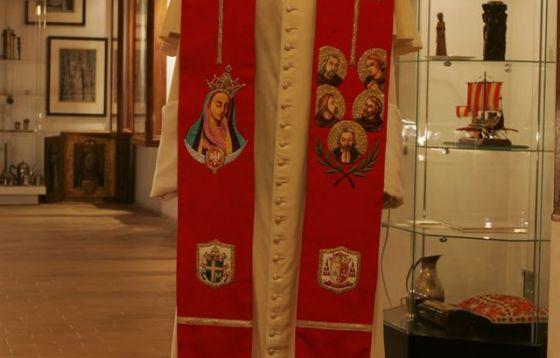 Pamiątki po św. Janie Pawle II w naszej diecezji.