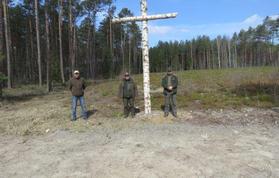 Leśna Droga Krzyżowa