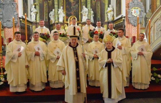 Legnica: Święcenia Kapłańskie
