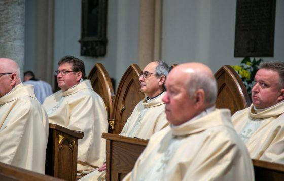 Jubileusz 40 - lecia Święceń Kapłańskich