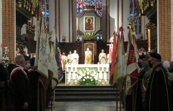 Obchody 39. rocznicy śmierci kard. Stefana Wyszyńskiego w archikatedrze św. Jana Chrzciciela