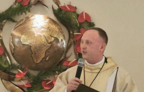 Nowy misjonarz z diecezji toruńskiej