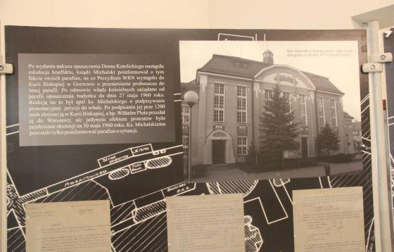 """Wystawa """"Wydarzenia Zielonogórskie, 30 maja 1960 rok"""""""