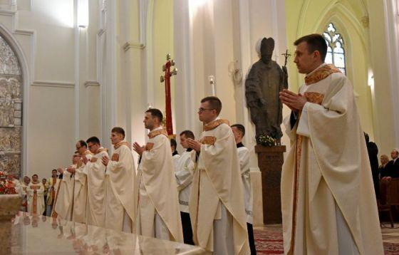 Archidiecezja Częstochowska ma nowych kapłanów