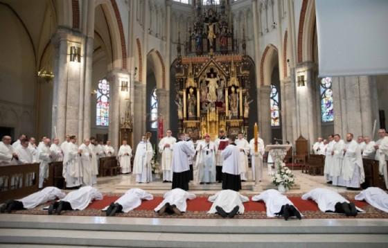 Święcenia diakonatu w archidiecezji łódzkiej