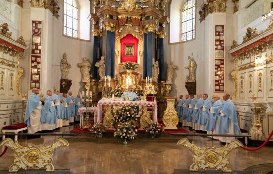 Rokitno. Msza św. dziękczynna za 30 lat kapłaństwa.