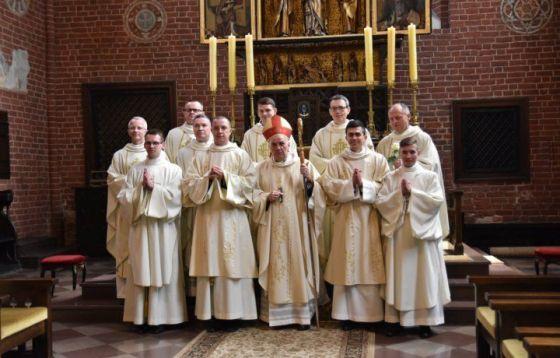 Diecezja toruńska ma 4 nowych diakonów