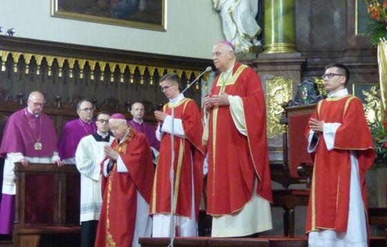 Odpust w diecezji legnickiej i święto katedry