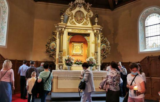 Rozpoczął się odpust ku czci Matki Bożej w Lipach