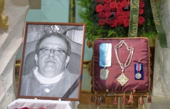 Strzegom: pogrzeb ks. Marka Żmudy