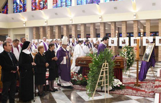 Uroczystości pogrzebowe ks. prof. Jana Związka