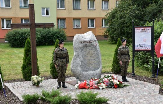 Grudziądzkie obchody Dnia Pamięci Ofiar Ludobójstwa na Wołyniu
