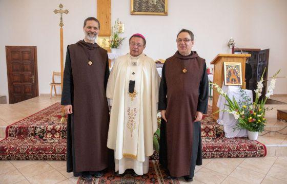 Śluby zakonne we Wspólnocie Sług Ducha Pocieszyciela