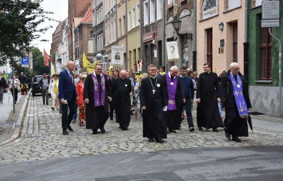 Rozpoczęła się Piesza Pielgrzymka Diecezji Toruńskiej na Jasną Górę