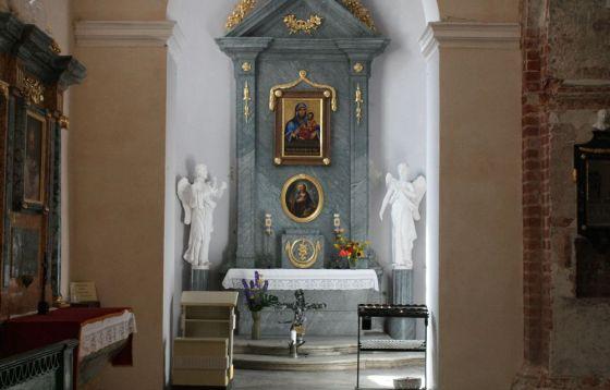 Kaplica Matki Bożej Paradyskiej