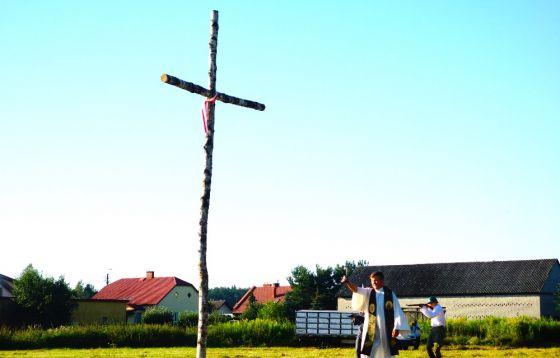 100. rocznica śmierci ks. Ignacego Skorupki. Msza i rekonstrukcja w Ossowie