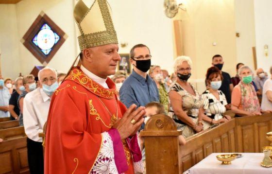 Abp Mokrzycki: Św. Maksymilian - świadek nadziei w obliczu zła