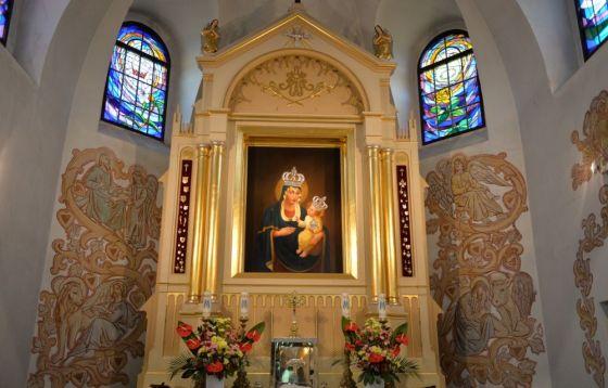 Sanktuarium Matki Bożej w Skoszewach Starych