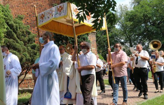 Odpust w Parafii Wniebowzięcia Najświętszej Maryi Panny