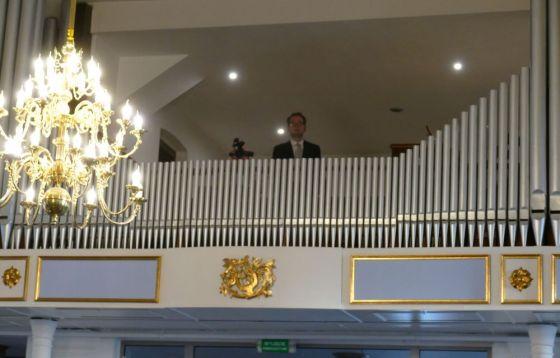 Tomaszów Mazowiecki: Recital Organowy