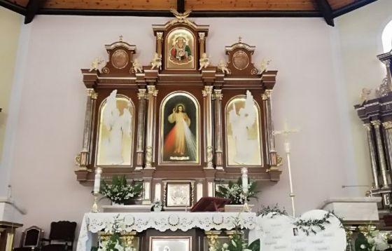 Aleksandrów Łódzki: Dziękczynna Eucharystia