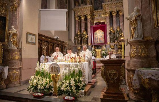 Arcybiskup Grzegorz przewodniczył rekolekcjom dla kapłanów w Kaliszu