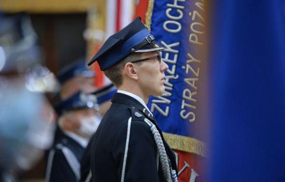 Łódź: Pielgrzymka strażaków województwa łódzkiego