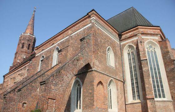 Głogowska kolegiata ma 900 lat