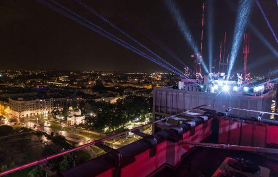Łódź: Festiwal Światła