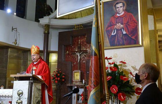 Uroczystości 36. rocznicy męczeńskiej śmierci bł. ks. Jerzego Popiełuszki