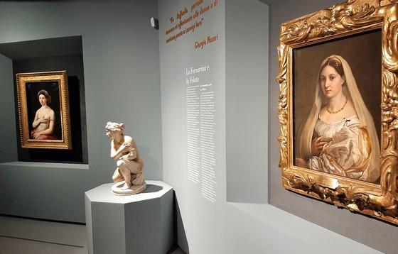 Wystawa Rafaela w Rzymie