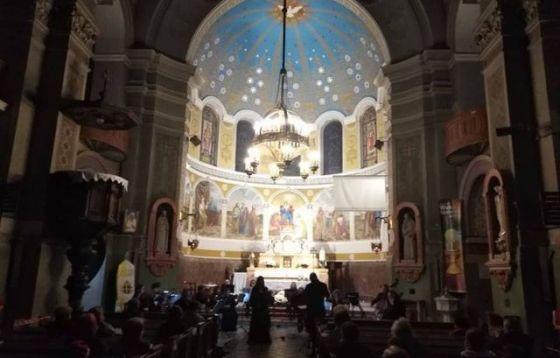 Łódź: Koncert w parafii pw. Zesłania Ducha Świętego