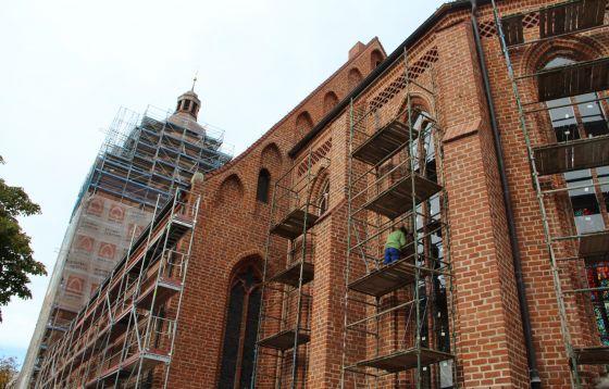 Jak prezentuje się odnowiona gorzowska katedra?