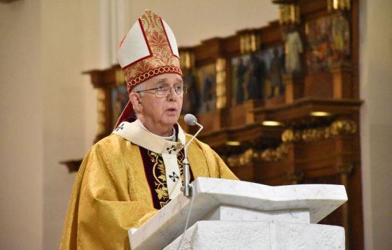 Msza św. w 70. rocznicę poświęcenia archikatedry częstochowskiej