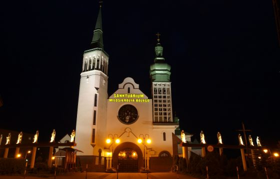 Sanktuarium Miłosierdzia Bożego w Świebodzinie