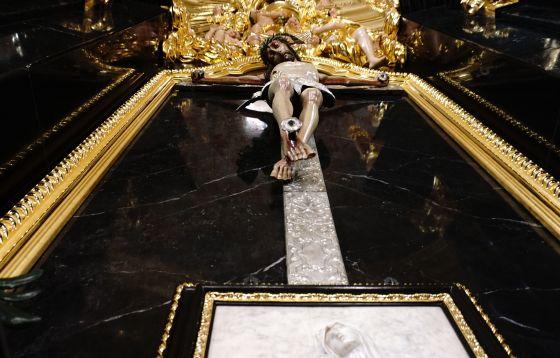 Renowacja kaplicy Fredrów w przemyskiej katedrze