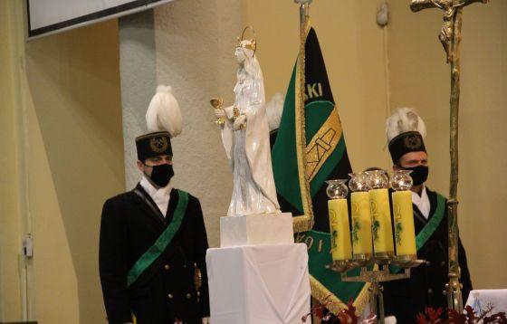 Msza św. w intencji pracowników zielonogórskiego PGNiG