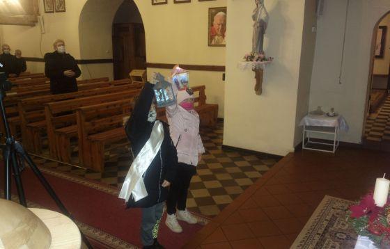Roraty dla dzieci w Koźli