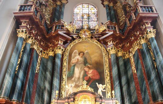 Kościół opacki w Żaganiu