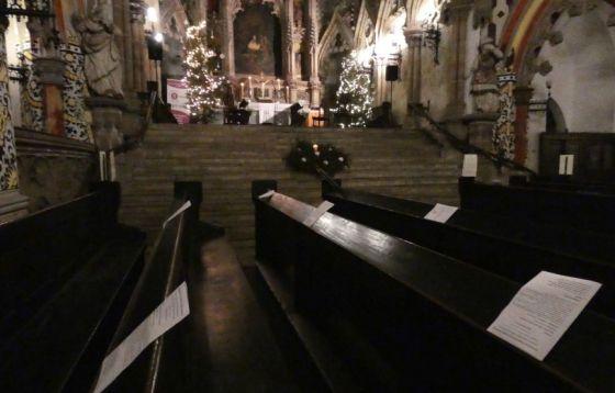 Modlitwa o jedność w Legnicy